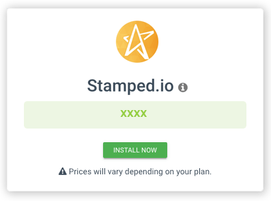 stamped.io with Ekoma